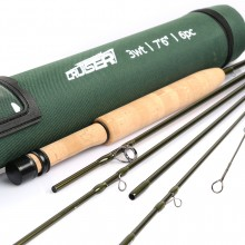 Cruiser IM10 Traveler 6Pcs Portable Rod