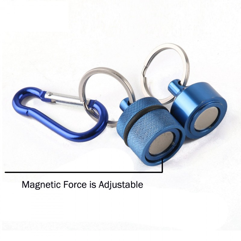 Maxcatch Magnetic Net Release Fly Fishing Tool Blue/Black Color Fishing Accessory