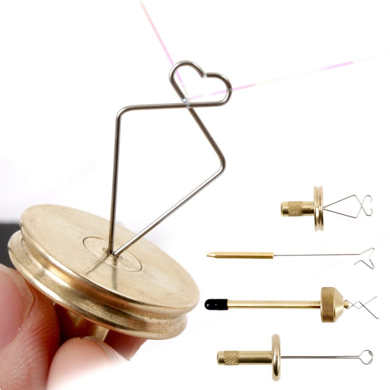 Dubbing Twister/Spinner Brass Jig Fly Tying Twister Tool