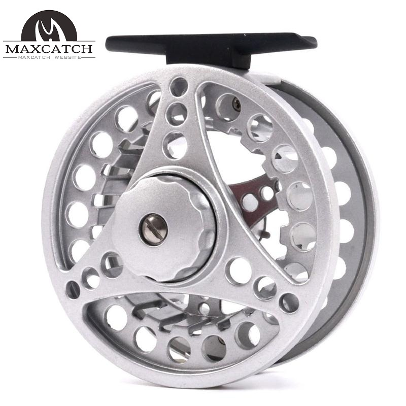 ECO Fly Reel Large Arbor Die-cast Aluminum Body