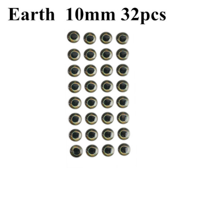 Earth 10mm 32pcs
