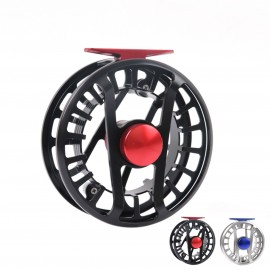 Strong Saltwaterproof 11/13WT Fly Fishing Reel Large Arbor Aluminum