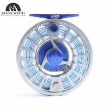 Saltwater 7/8wt Fly Reel with 100FT WF8F Weight forward floating Sea Fishing Fly Line with Backing Line Kit
