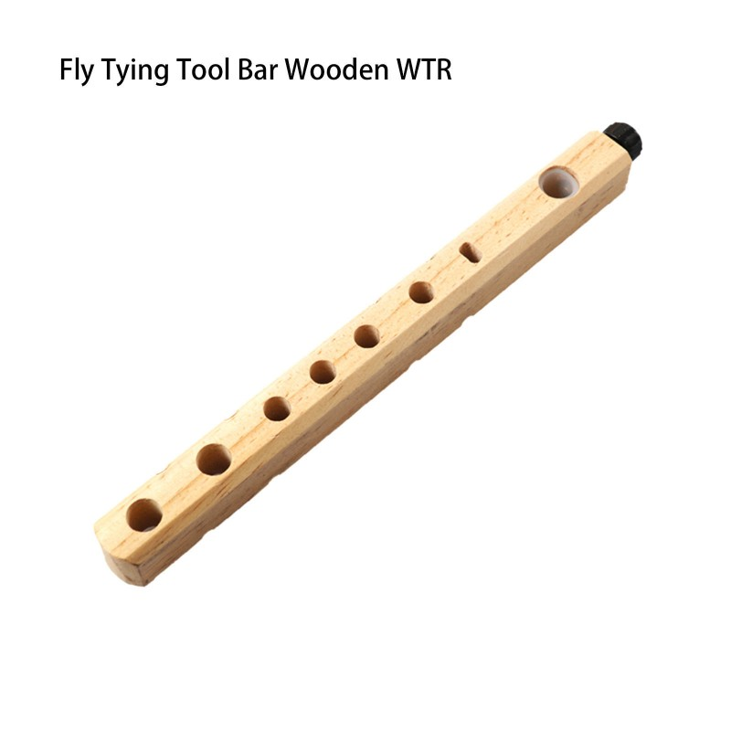 Fly Tying Tool Bar Wooden WTR +$7.00