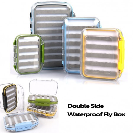 Double Side Foam Insert Fly Box