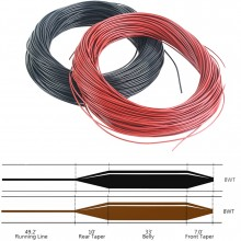 3/6 IPS Weight Forward 100FT Sinking Fly Fishing Line