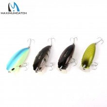 Hard Baits Crank Pike/Bass Fishing 6.3cm Floating Hard Fishing Lure with #6 premium treble VMC Hook