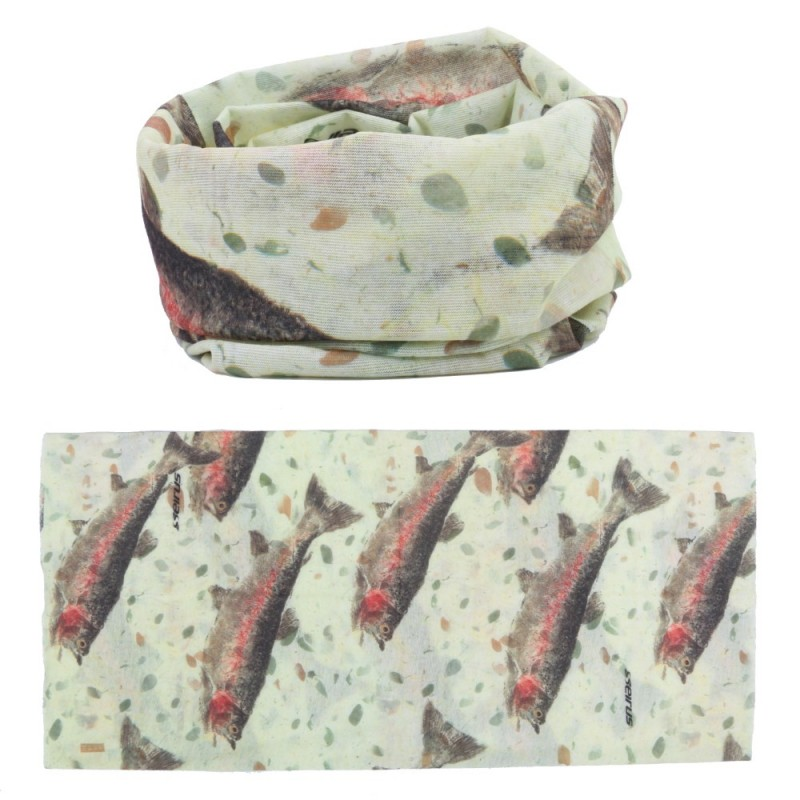 50pcs Multi-function Scarf Headband for Outdoor Sports