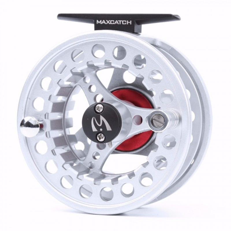 High Quality ECO 3/4 5/6 7/8WT Fly Reel Large Arbor Aluminum Fly Fishing Reel with Reel Bag