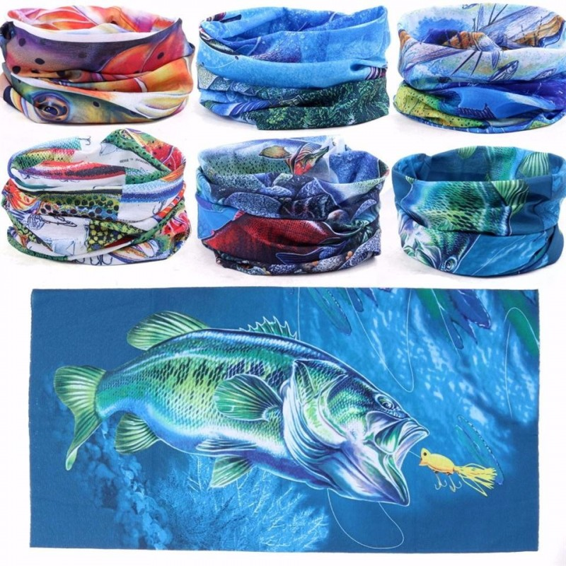 Anti-UV Fishing Headband for Outdoor Sports