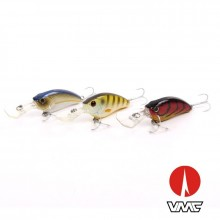 Maxcatch 1 Pcs Life-like Crank Bait Fishing Lures With VMC Hooks 60mm/12.3g Hard Fishing Lures Artificial Bait Crankbait
