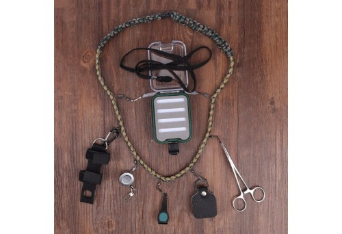 How to Make Fly Fishing Lanyard?