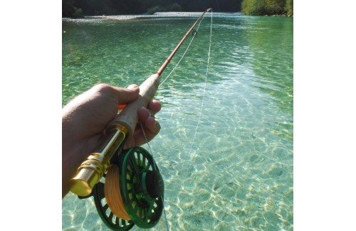 Skyhigh Gold fly rod is the best fly rod!