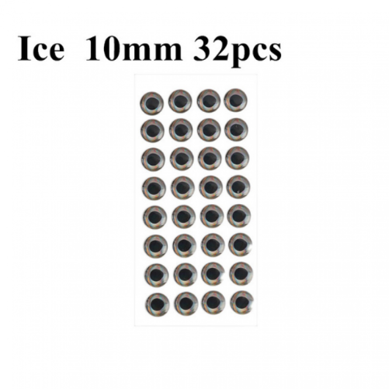 Ice 10mm 32pcs