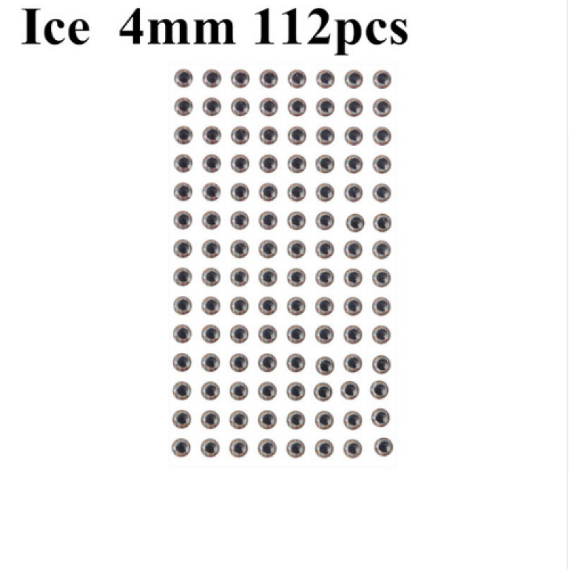 Ice 4mm 112pcs