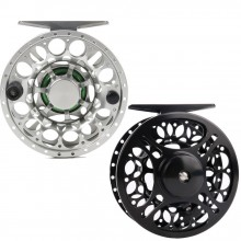 LD Expert Waterproof Large Arbor CNC Machine Cut Fly Reel