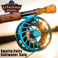 Sparta Saltwaterproof Fully Sealed Expert Fly Reel