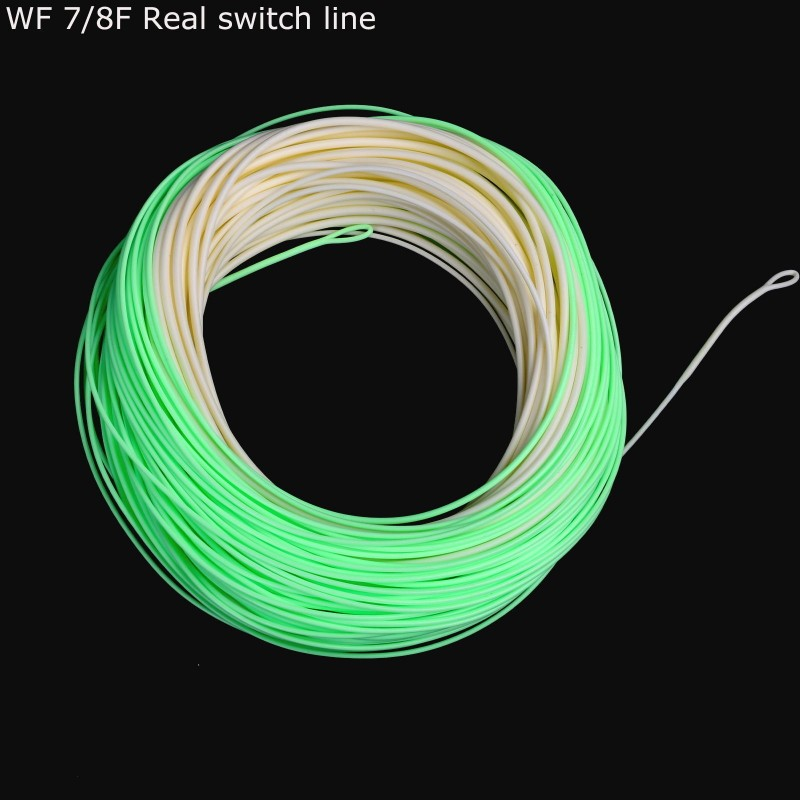 7WT Switch Rod Combo 11FT Fly Rod, Fly Reel, Fly Line, Fly Box, Flies