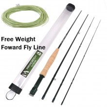Extreme All Purpose IM8 New Starter Fly Rod