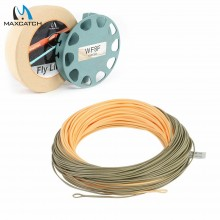 Single handed spey WF3F-8F 90ft With 2 welded loops