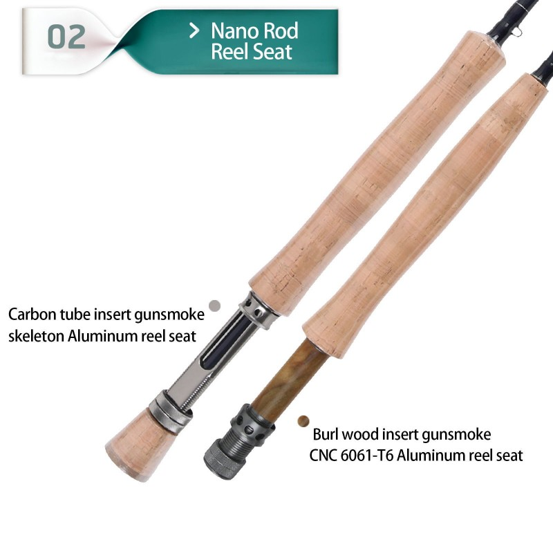 Professional Combo Designed for Fly Fishing Competition(Lifetime warranty)