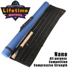 1 NANO A-Helix Core Carbon Competition Fly Rod