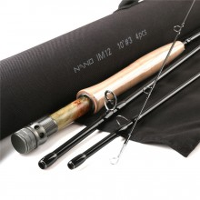Professional fly rod Nano Nymph 10FT IM12 Carbon Fiber Fly Rod<Lifetime Warranty>