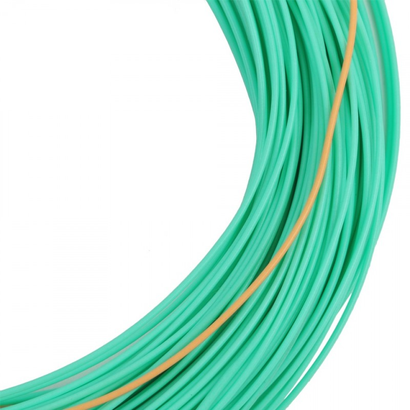 90FT Nymph Fly Fishing Line 2/3/4/5/6WT Weight Forward Fly Line With Welded Loops Fishing Line with Spool and Box