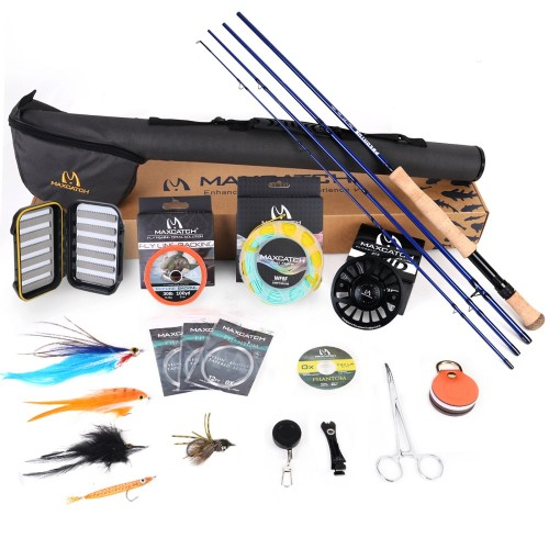 Saltwater Predator 9FT Full Kit