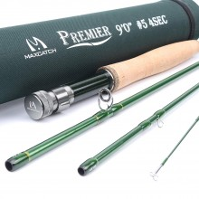 Premier Carbon Fiber Fast Action Fly Rod
