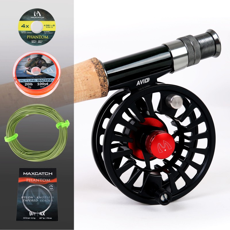 Premier Whole Combo 9FT Fishing Outfit