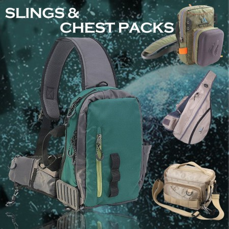 SLINGS & CHEST PACKS