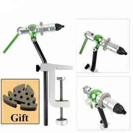 TVC New model Green color fly tying vise