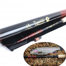Tenkara Carbon Fly Fishing Rod