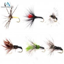 New Tenkara Flies (12pcs) with #8/12/16 Fly Hooks
