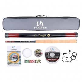 The Ultimate Tenkara Fly Fishing Kit (11 ft./12 ft./13 ft.) - The Complete Collection