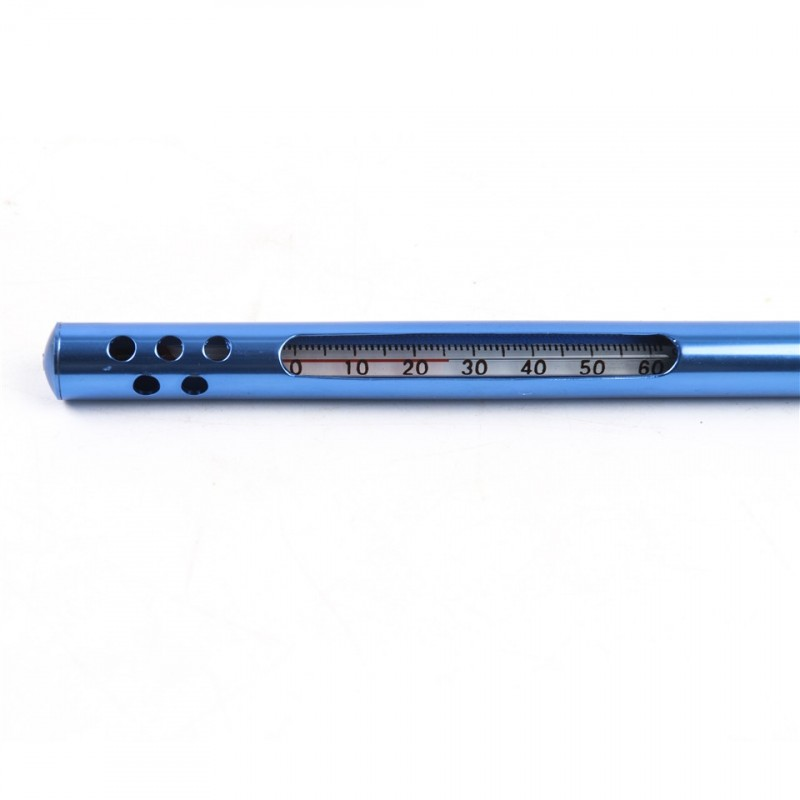 High Quality Blue/Black/Green Fly Fishing Water Thermometer Fishing Tool Fishing Accessory