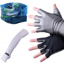 UV Protection Glove & Sleeve & Scarf