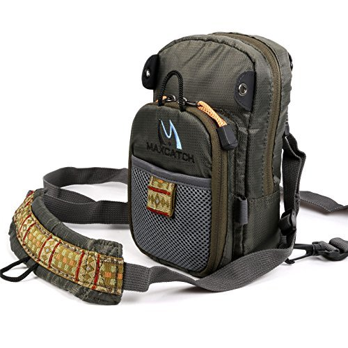 Fly Fishing Chest Bag Lightweight Chest Pack