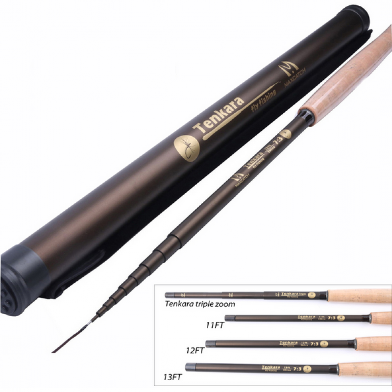 Tenkara Frosted Fly Fishing Rod