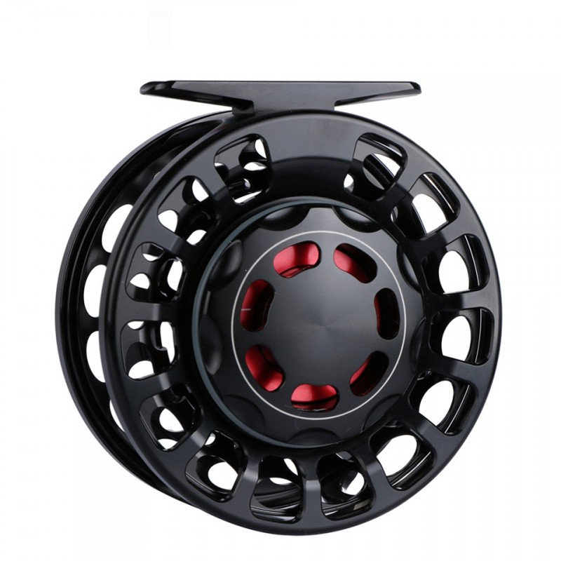 Maxcatch 100% Waterproof 3/5/7/9/10 WT Fly Reel Large Arbor Saltwater CNC Fly Fishing Reel