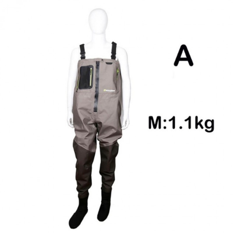 Breathable Wader Fission Zip M