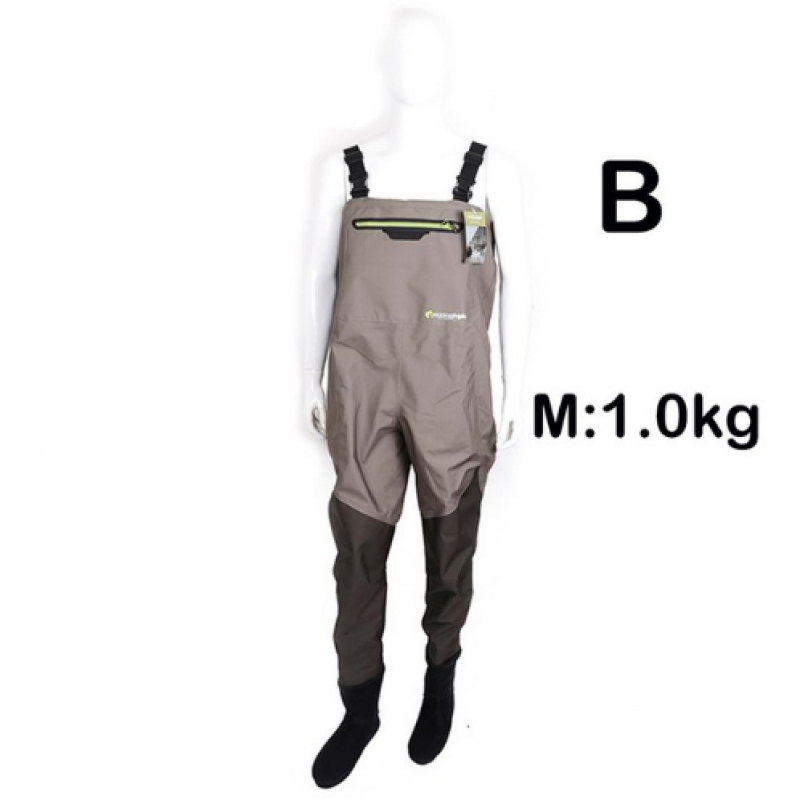 Breathable Wader Fission M
