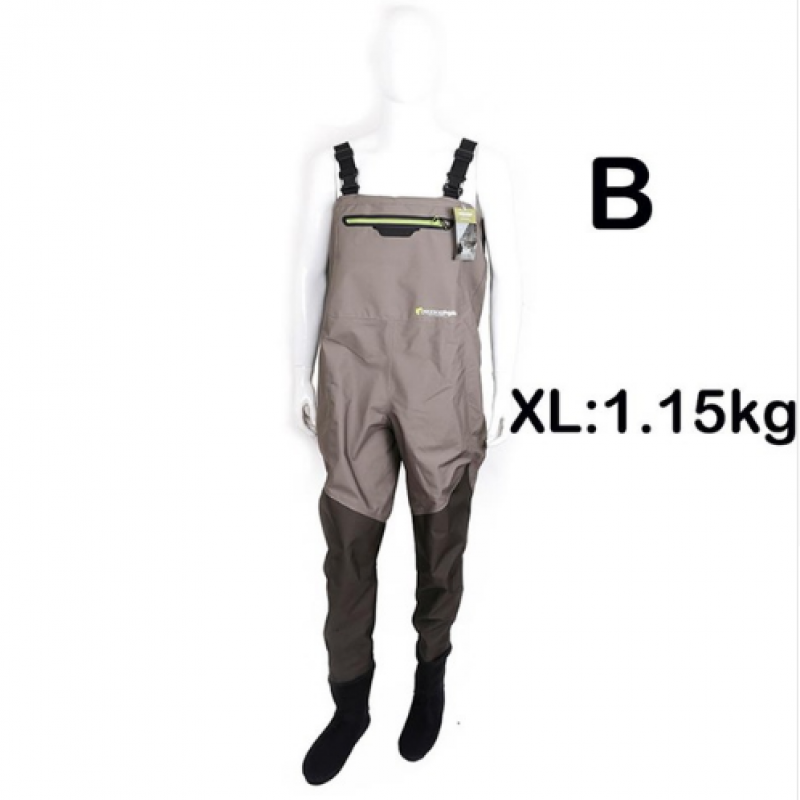 Breathable Wader Fission XL