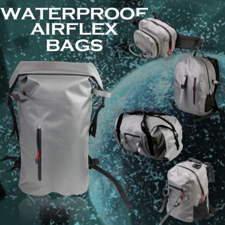 WATERPROOF AIRFLEX BAGS (6)