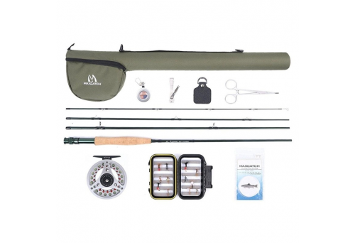 What is The Best Fly Fishing Starter Kit?