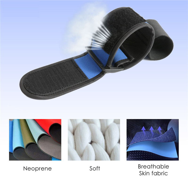 Neoprene Fly Fishing Wrist Support Soft Elastic Cushion Attachment Fishing Accessory