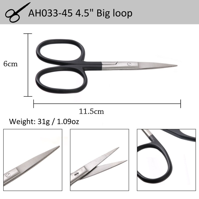 "AH033-45 4.5""Big loop +$0.10"