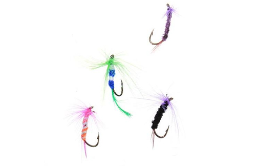 Allen fly fishing hooks