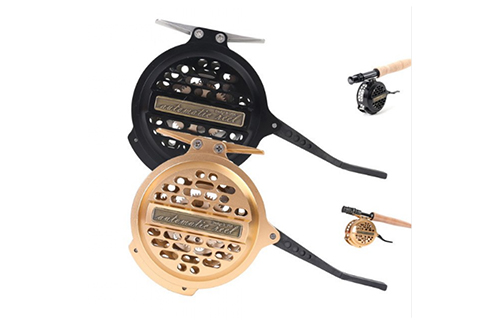 Auto fly fishing reels